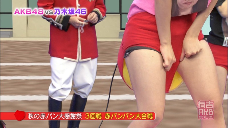 【放送事故エロ画像】テレビ放送中に起きた不意のラッキーエロシーン! 37