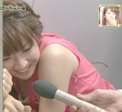 【放送事故エロ画像】テレビ放送中に起きた不意のラッキーエロシーン! 44