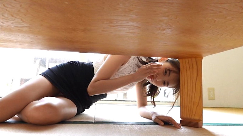 【泉玲菜キャプ画像】美人モデルが初めてグラビアとイメージに挑戦した姿がコレだっ 41