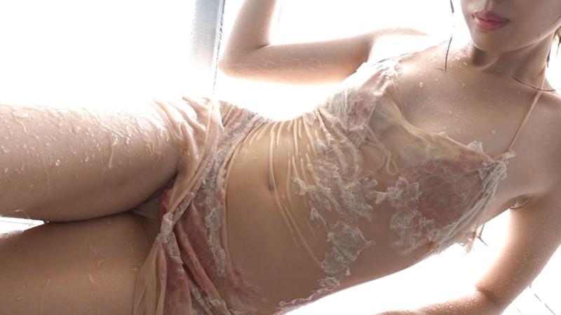 【泉玲菜キャプ画像】美人モデルが初めてグラビアとイメージに挑戦した姿がコレだっ 55
