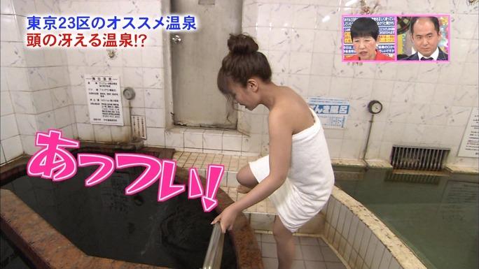 【山田菜々キャプ画像】温泉レポートや始球式等など元アイドルのお宝シーン 09