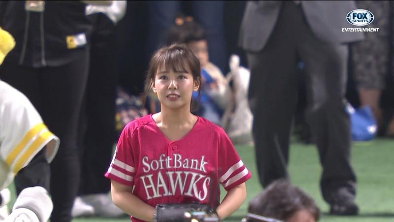 【山田菜々キャプ画像】温泉レポートや始球式等など元アイドルのお宝シーン 17