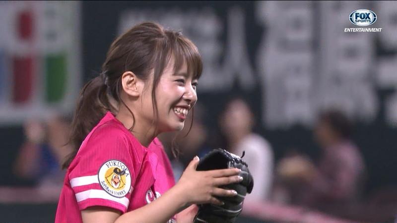 【山田菜々キャプ画像】温泉レポートや始球式等など元アイドルのお宝シーン 30