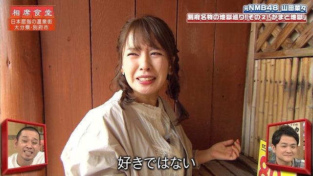 【山田菜々キャプ画像】温泉レポートや始球式等など元アイドルのお宝シーン 52