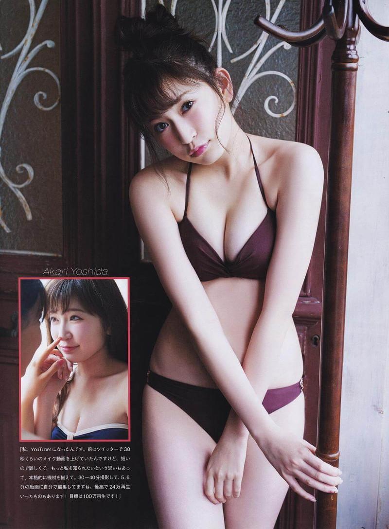 【吉田朱里エロ画像】NMB48からの卒業を発表した美人アイドルのお宝画像 29
