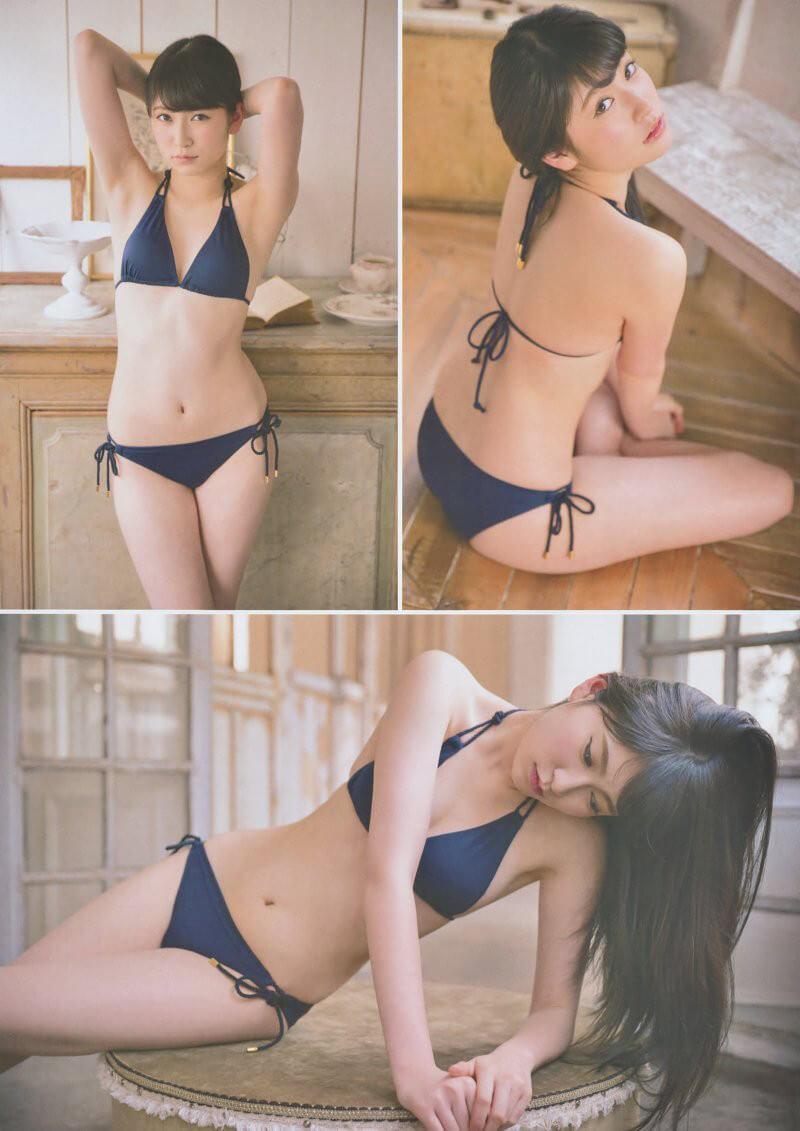 【吉田朱里エロ画像】NMB48からの卒業を発表した美人アイドルのお宝画像 55