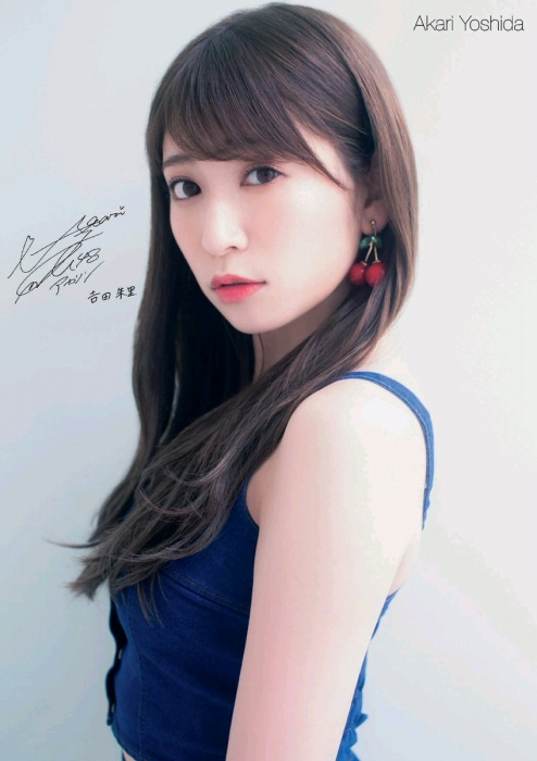 【吉田朱里エロ画像】NMB48からの卒業を発表した美人アイドルのお宝画像 56