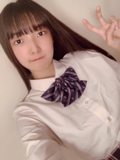 【桜田愛音エロ画像】現役JKの肩書は消えるけどキミにはGカップバストがある! 18