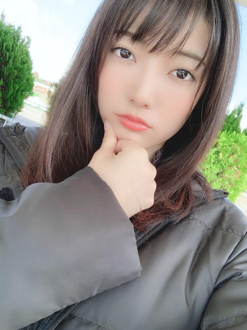 【桜田愛音エロ画像】現役JKの肩書は消えるけどキミにはGカップバストがある! 63