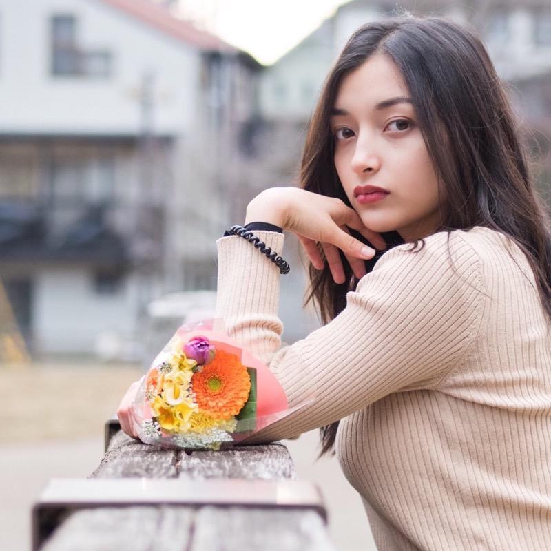 【エリカ・マリナグラビア画像】TikTokでブレイクしたハーフ美人JK姉妹の水着エロ画像 41