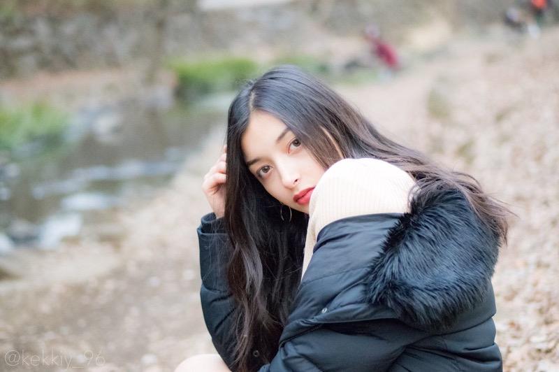 【エリカ・マリナグラビア画像】TikTokでブレイクしたハーフ美人JK姉妹の水着エロ画像 47