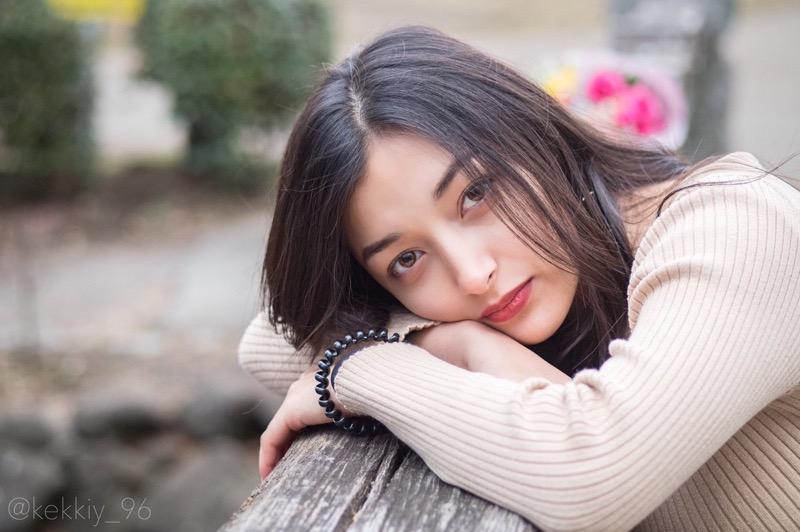 【エリカ・マリナグラビア画像】TikTokでブレイクしたハーフ美人JK姉妹の水着エロ画像 48