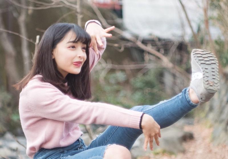 【エリカ・マリナグラビア画像】TikTokでブレイクしたハーフ美人JK姉妹の水着エロ画像 71