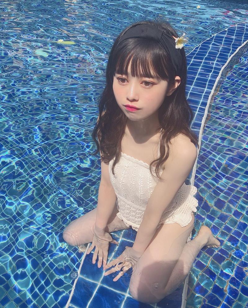 【近藤沙瑛子エロ画像】めちゃカワ美少女アイドルからグラドルへ転向!? 32