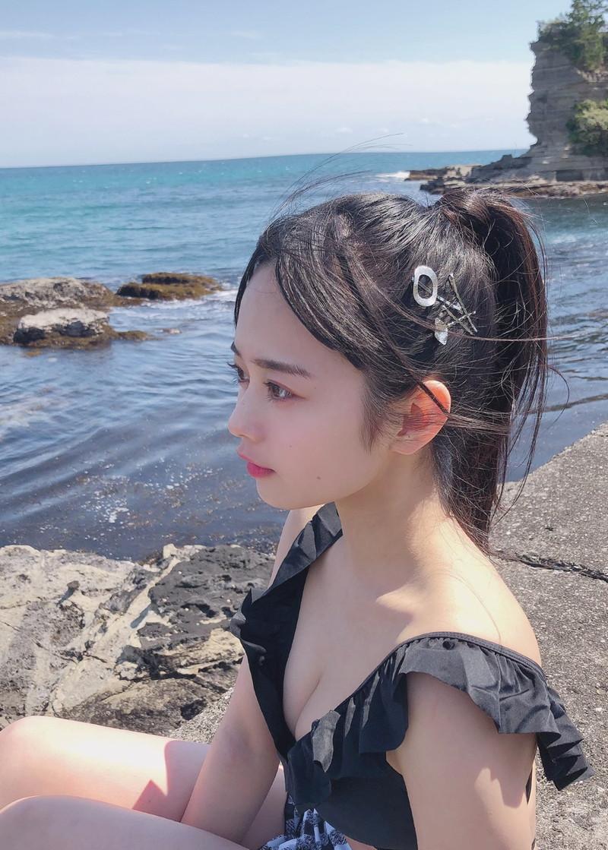 【近藤沙瑛子エロ画像】めちゃカワ美少女アイドルからグラドルへ転向!? 46