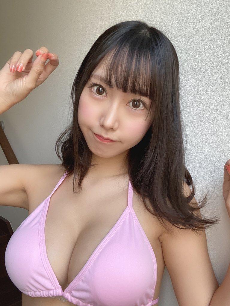 【戌丸凛々子エロ画像】Fカップ巨乳で副業グラドルしてるめちゃかわアラサーOL 05