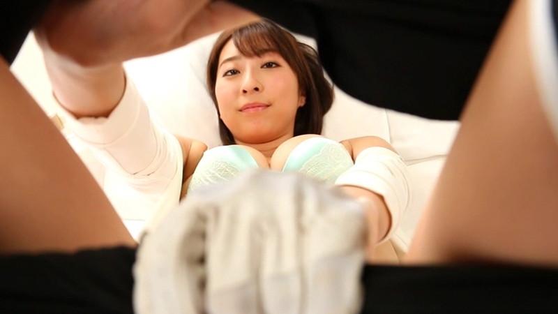 【緒方咲キャプ画像】趣味のジムトレーニングで作ったFカップエロボディ! 37
