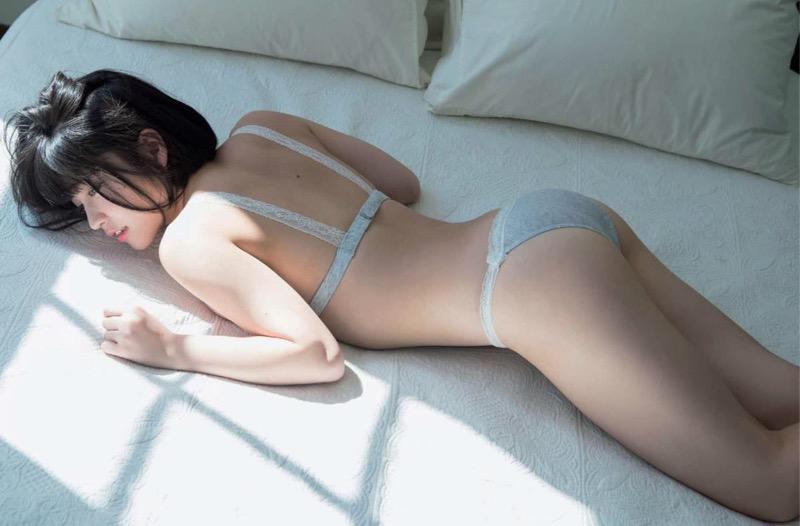 【根本凪グラビア画像】ボブヘアが可愛いGカップ美少女アイドルのビキニエロ画像 48