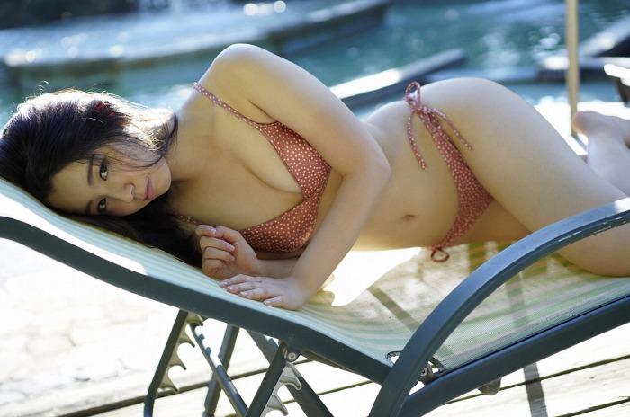 【小池里奈グラビア画像】美少女子役で活躍していた女優がセクシー方面に進出!? 28