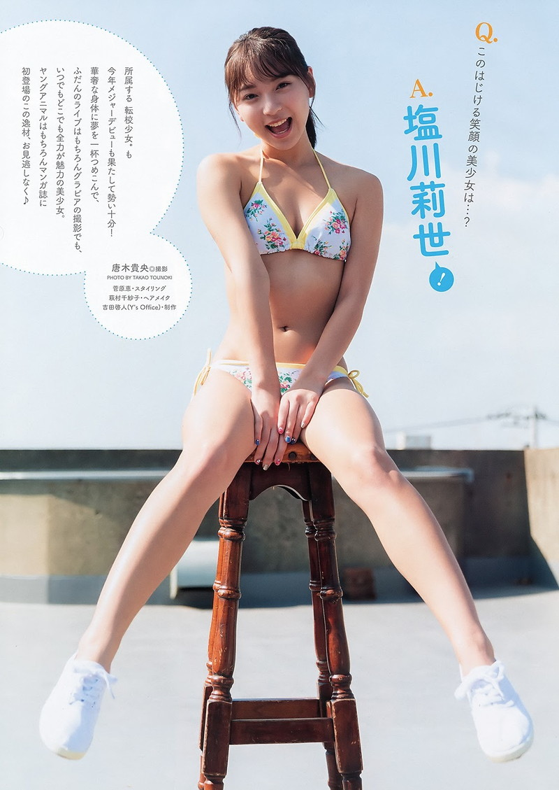 【アイドルエロ画像】アイドルが水着やコスプレして男性ファンを悦ばせちゃう! 07