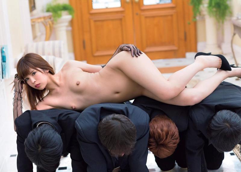 【坂口杏里ヘアヌード画像】2世タレントからAV女優へ転身した波乱万丈な美女 27
