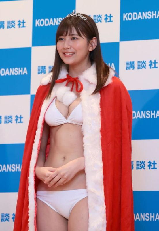 【新井遥グラビア画像】ミスマガ2020グランプリを獲った歴代最年長グラドル 77