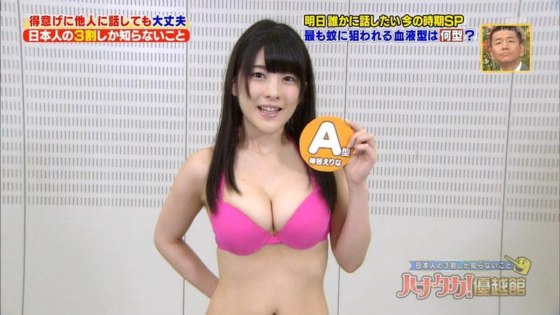 【仮面女子キャプ画像】メジャーな地下アイドルによるちょいエロなテレビ出演シーンなど
