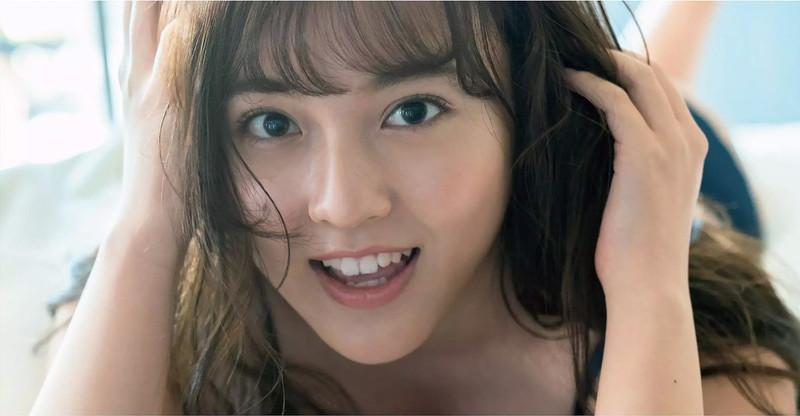 【由良朱合グラビア画像】元アイドルやってた現役JDのセクシー水着姿 27