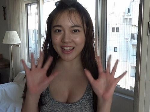 【由良朱合グラビア画像】元アイドルやってた現役JDのセクシー水着姿 59