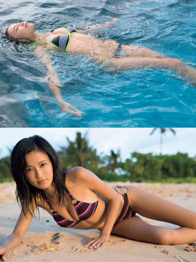 【小島瑠璃子キャプ画像】自粛で体重が増えたから痩せないとグラビア辞めるってw 44