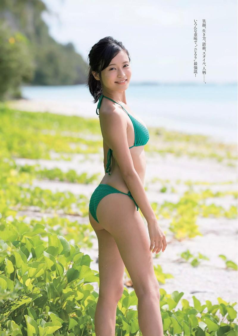 【小島瑠璃子キャプ画像】自粛で体重が増えたから痩せないとグラビア辞めるってw 64