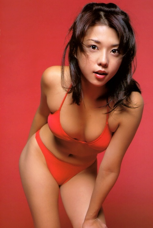 【吉岡美穂お宝画像】あのIZAMと結婚した元グラビアアイドルの貴重なエロ写真 77