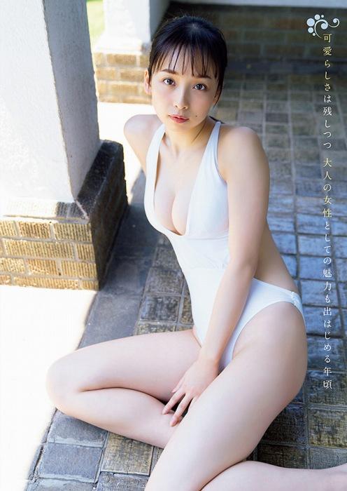 【華村あすかグラビア画像】女優やってるけど水着姿もいっぱい撮って欲しい! 51