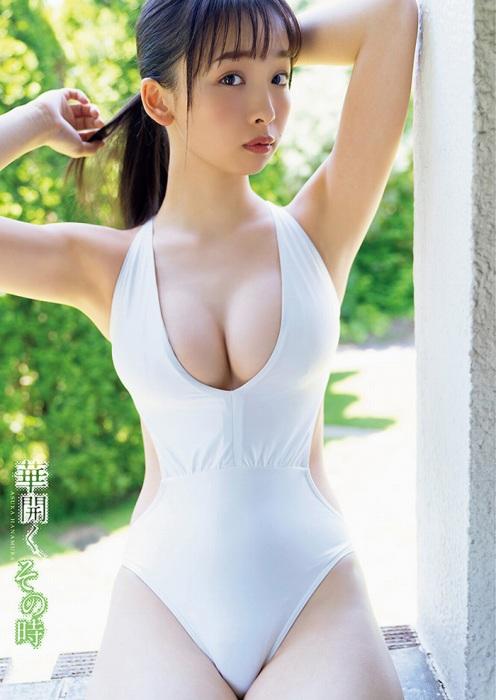 【華村あすかグラビア画像】女優やってるけど水着姿もいっぱい撮って欲しい! 52