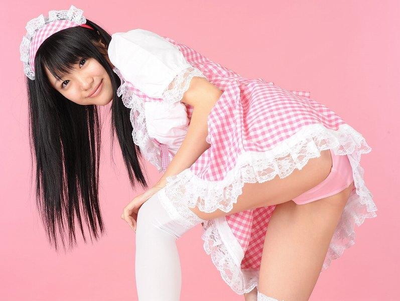 【柳恵梨菜グラビア画像】ストレートな黒髪が美少女感あって可愛いのに勿体ない! 11