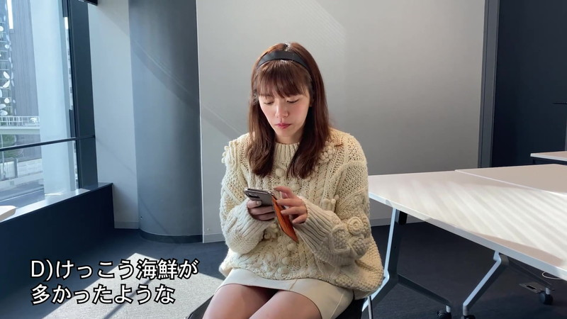 【三谷紬キャプ画像】女子アナがグラビア撮影を生配信するってマジかwwww 77