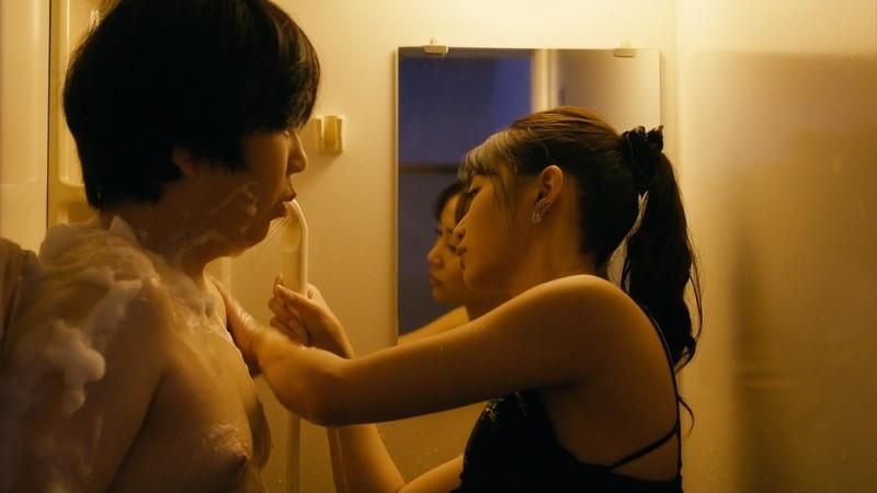 【馬場ふみか濡れ場画像】Fカップ女優が風俗で働き襲われてるエロシーン 05