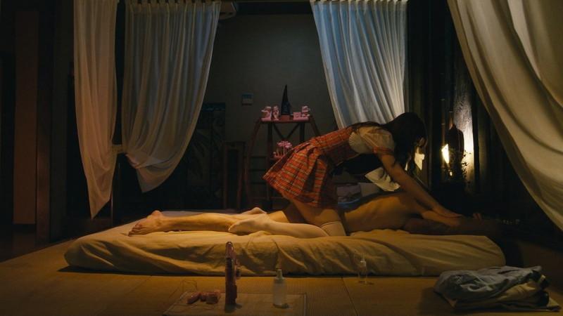 【馬場ふみか濡れ場画像】Fカップ女優が風俗で働き襲われてるエロシーン 29