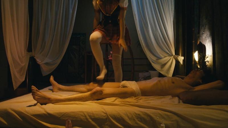 【馬場ふみか濡れ場画像】Fカップ女優が風俗で働き襲われてるエロシーン 30