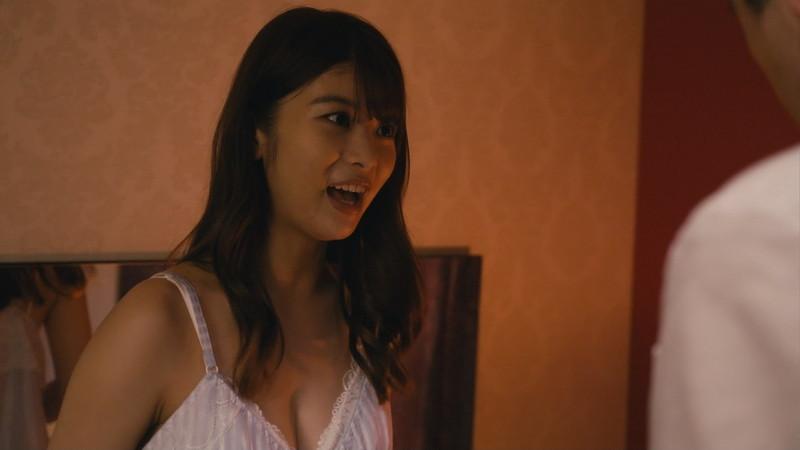 【馬場ふみか濡れ場画像】Fカップ女優が風俗で働き襲われてるエロシーン 44