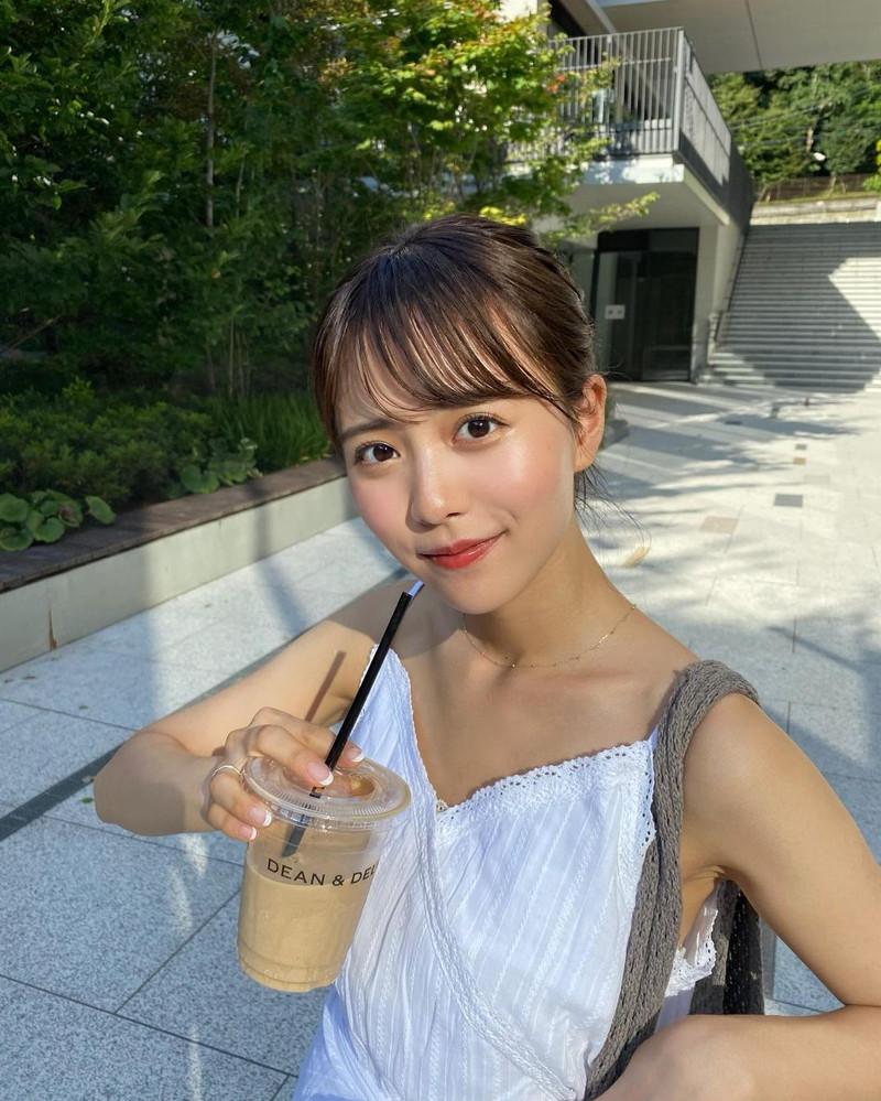 【新田さちかエロ画像】ミス青山学院大学2020で準グランプリを獲った読者モデル 28