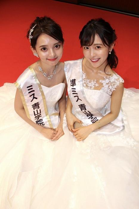 【新田さちかエロ画像】ミス青山学院大学2020で準グランプリを獲った読者モデル 51