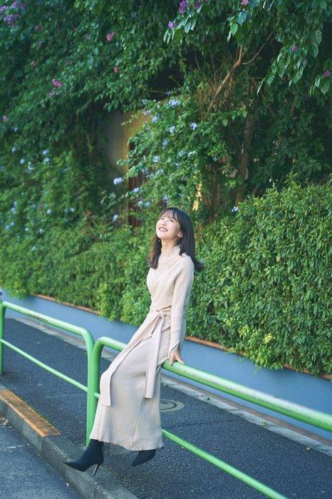 【新田さちかエロ画像】ミス青山学院大学2020で準グランプリを獲った読者モデル 59