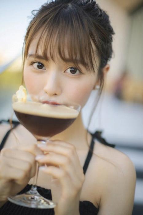 【新田さちかエロ画像】ミス青山学院大学2020で準グランプリを獲った読者モデル 60
