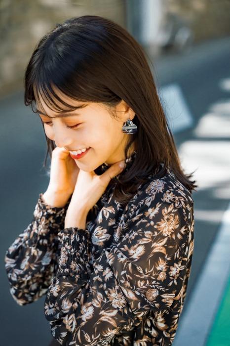 【新田さちかエロ画像】ミス青山学院大学2020で準グランプリを獲った読者モデル 71