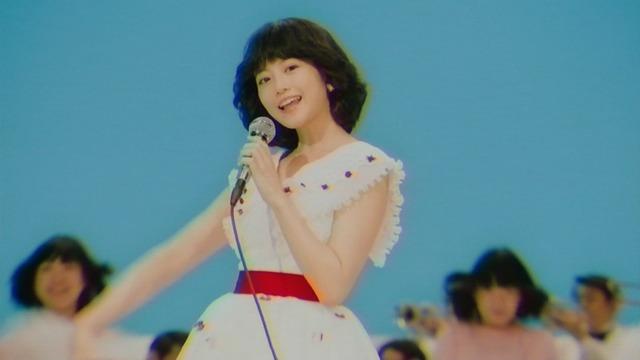 【今田美桜お宝画像】昭和感が凄いアイドルを演じてるTVCMがマジそれっぽいwwww 12