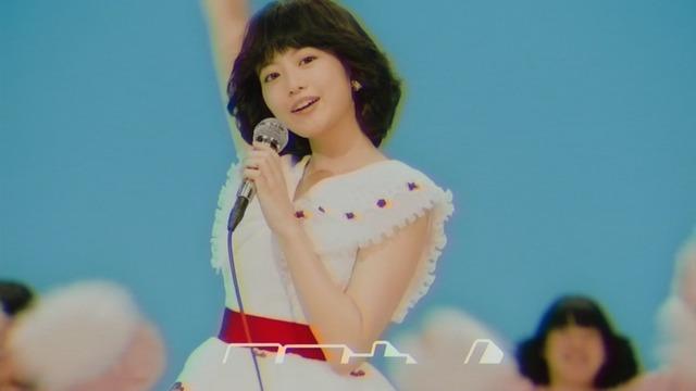 【今田美桜お宝画像】昭和感が凄いアイドルを演じてるTVCMがマジそれっぽいwwww 13