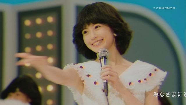 【今田美桜お宝画像】昭和感が凄いアイドルを演じてるTVCMがマジそれっぽいwwww 21