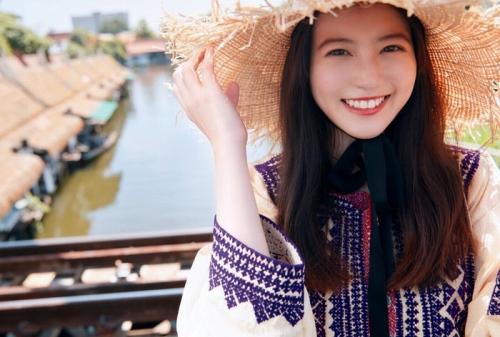 【今田美桜お宝画像】昭和感が凄いアイドルを演じてるTVCMがマジそれっぽいwwww 34