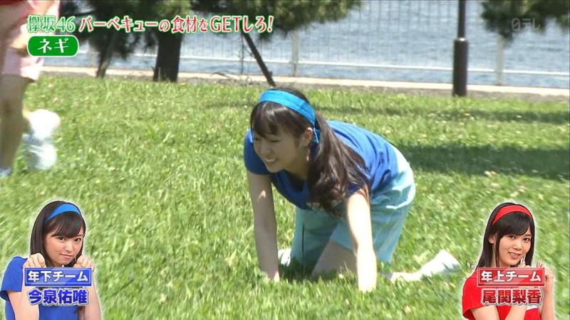 【櫻坂46エロ画像】改名して新しいスタートを切ったグループアイドルの水着写真 80